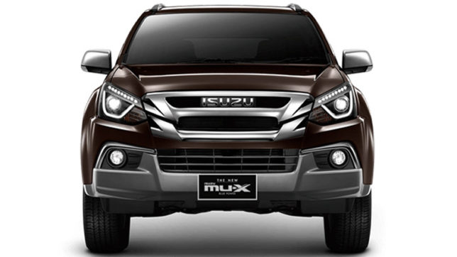 Isuzu mu x what to expect from premium suv newsx isuzu is all set to re enter the body on frame premium suv segment with the upcoming mu x in india it will go up against heavyweights such as the ford sciox Image collections