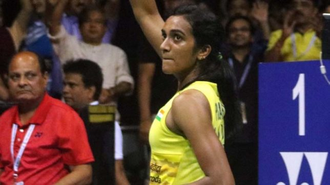 PV Sindhu nominated for prestigious Padma Bhusan award by Sports Ministry