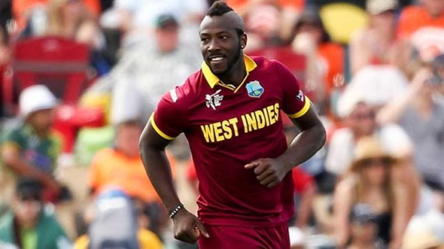 West Indies all-rounder Andre Russell planning to enter Bollywood