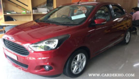 Confirmed - Ford Aspire Sports Edition to get a retuned suspension, launching tomorrow alongside Figo Sports Edition