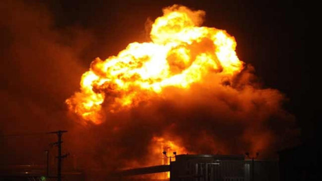 Bengal: Massive fire reported at thermocol factory in Howrah; fire tenders rushed