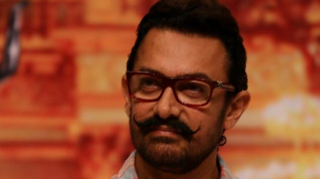 'Thugs Of Hindostan' not inspired from any other film, says Aamir Khan