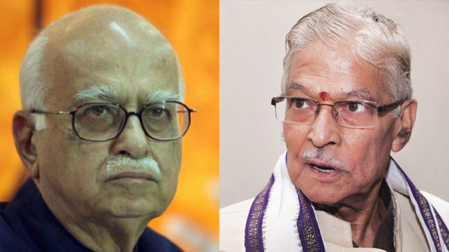 Babri Masjid demolition case: CBI court orders framing of charges against Advani, Joshi, others