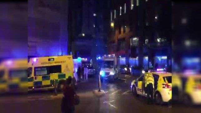 Islamic State supporters exalt Manchester bombing