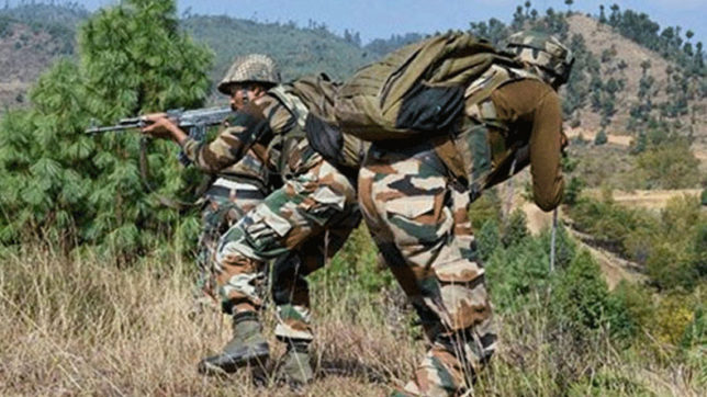 Shelling and firing exchanges on LoC in J&K