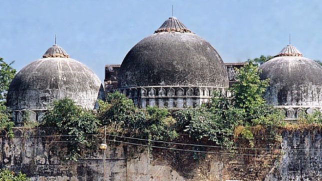 Babri Masjid demolition case: Special CBI court in Lucknow to begin day-to-day trial from today