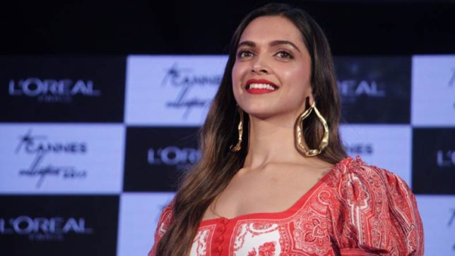 Never been approached for a biopic: Deepika Padukone