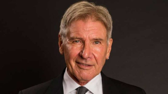 Harrison Ford finds it interesting to revisit characters