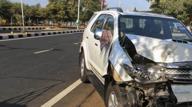 Himachal-Pradesh-Youth-succumbs-to-injuries-after-being-hit-by-BJP-chief-Satpal-Satti's-vehicle