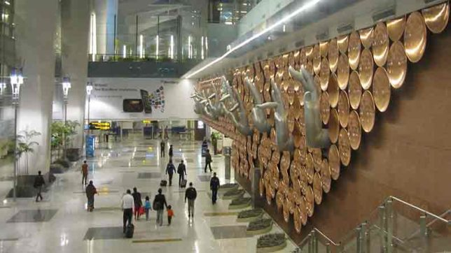 Two arrested for stealing 40 iPhones from IGI Airport