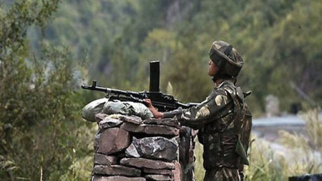 Jammu and Kashmir One killed in Pakistan firing in Rajouri district