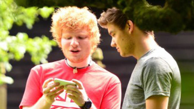 Liam Payne 'collaborates' with Ed Sheeran on first solo single