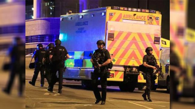 Islamic State takes responsibility for Manchester Arena attack