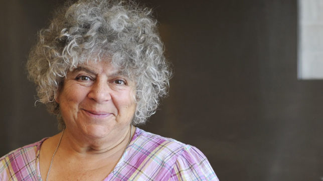 Miriam Margolyes done with 'Harry Potter'