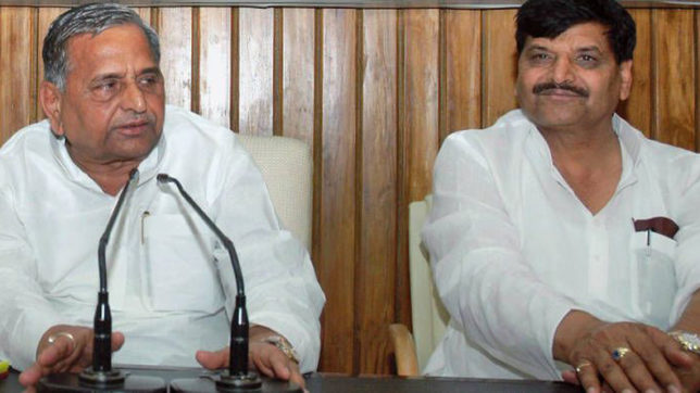 Mulayam Singh to head new party announced by Shivpal Yadav