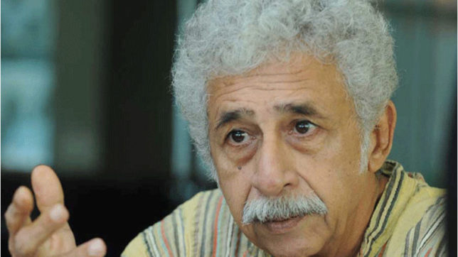 Theatre replicating films, says Naseeruddin Shah