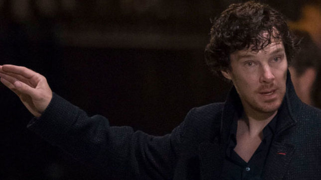 Benedict Cumberbatch is 'really scary' as Shere Khan