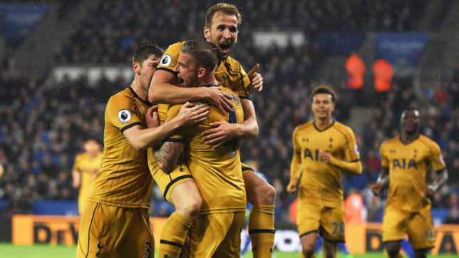 Tottenham registers emphatic 6-1 victory over Leicester City