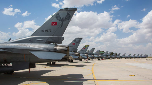 Turkey: Explosive materials found near Diyarbakir airbase