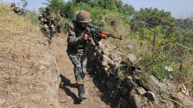 J&K: Pakistan violates ceasefire in Rajouri district; heavy retaliation by Indian forces