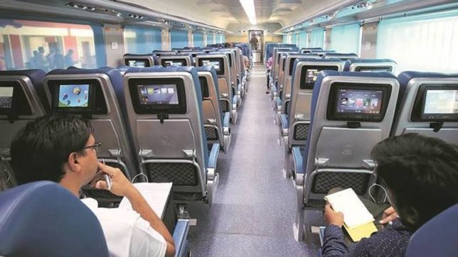 Tejas Express with 'flight-like experience' to be flagged off by Suresh Prabhu today