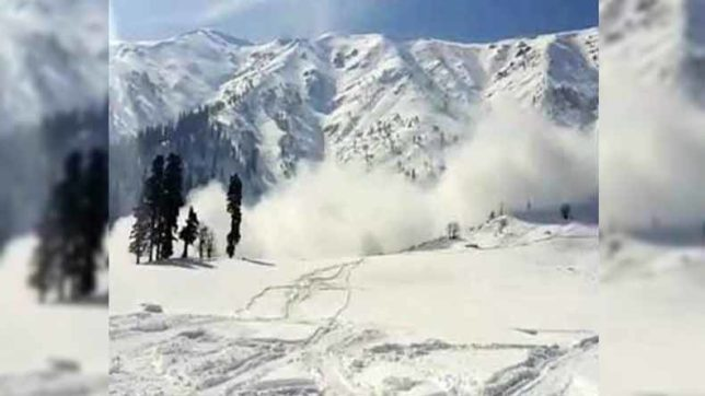 Five killed in snow avalanche in Kashmir's Doda
