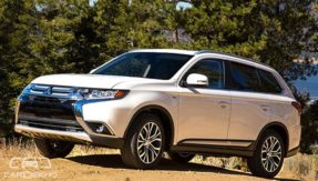 Mitsubishi Outlander: What to expect