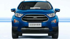 Ford, Ford EcoSport, Asia Pacific, Shanghai, North America market, new car, latest news, auto news