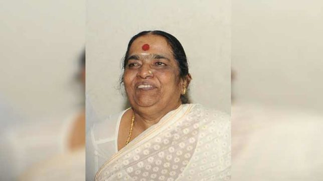 Kannada film producer Parvathamma Rajkumar dies at 78