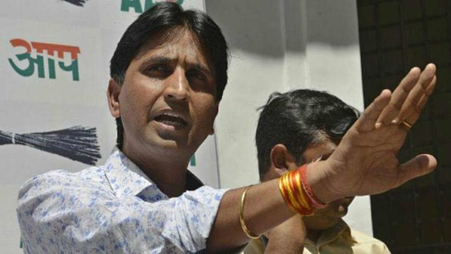 AAP wars: Amanatullah Khan suspended; Kumar Vishwas to be new Rajasthan in-charge