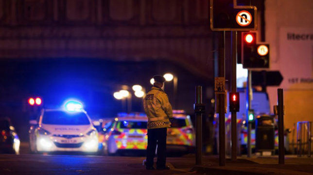 2 more arrested in Manchester bombing attack