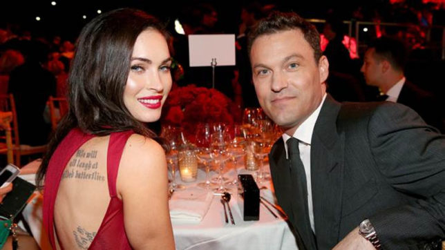Brian Austin Green's marriage secret with Megan Fox
