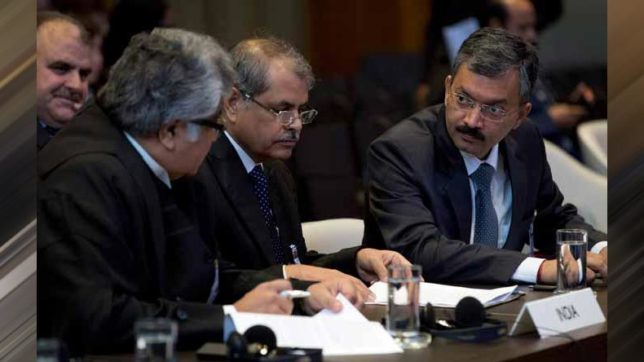 Jadhav death penalty: Deepak Mittal to represent India at ICJ on 'Judgement Day'