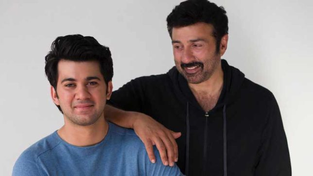 Sunny Deol's son Karan to debut in bollywood with 'Pal Pal Dil Ke Paas'