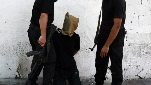 Hamas executes 3 Palestinians for murdering its top militant
