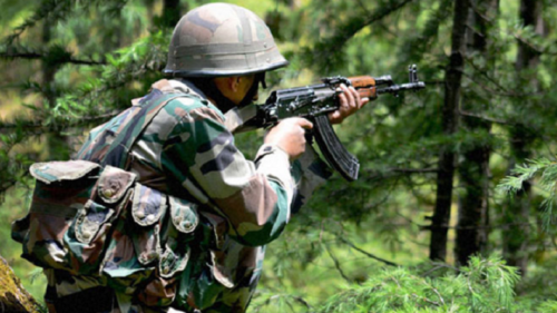 J&K Indian Army retaliate to Pakistan's ceasefire violation in Balakot, Poonch sector