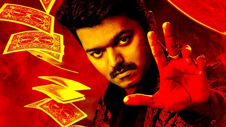 Thalapathy Vijay's 'Mersal' posters unveiled