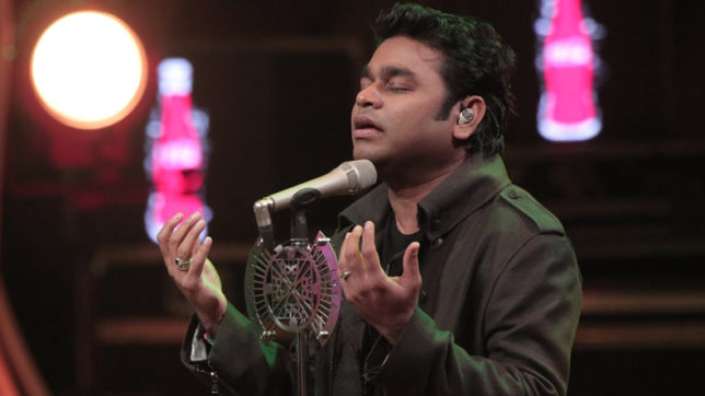 A.R. Rahman prays for London fire victims