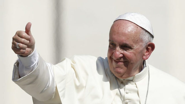 Catholics Should Care For The Sick Pope Francis Newsx
