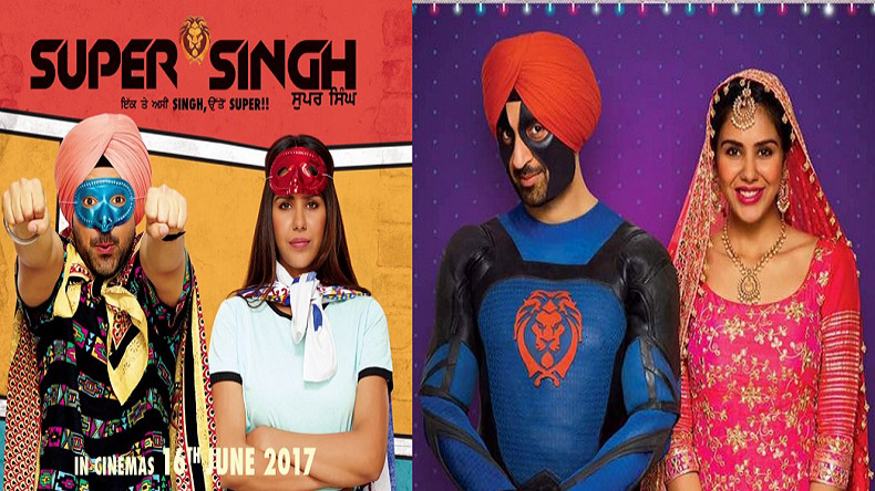 Super Singh (Punjabi) film full movie download