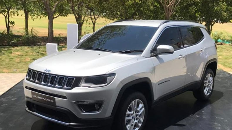Jeep Compass, Jeep, August, MultiJet diesel, Ranjangaon facility, Fiat Chrysler Automobiles, manual transmission, latest news, Auto news