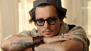 Johnny Depp, Glastonbury, Pyramid Stage, Pirates Of The Caribbean, Withnail & I, Sleepy Hollow, Charlie and the Chocolate Factory, Alice Through the Looking Glass,Withnail & I,John Wilmot, The Libertine