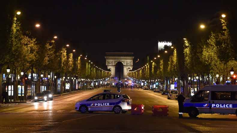 Paris, France, Islamic State, IS, Essonne, Champs Elysees Avenue, Champs Elysees attack