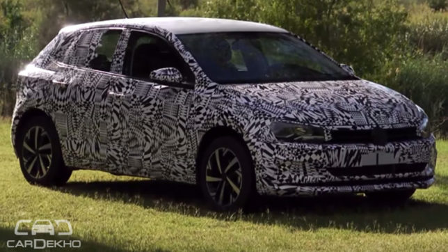 Volkswagen To Unveil New Polo On June 16