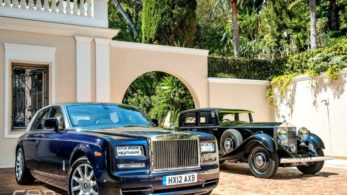 The seventh-gen Phantom became the harbinger for the then future models from the automaker as it kick started Rolls-Royce's modern era reincarnation.