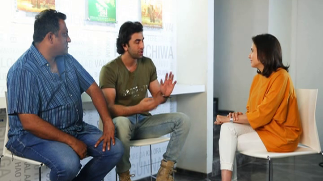 'At the Movies': Anupam Chopra brings you an exclusive interview with Ranbir Kapoor and Anurag Basu