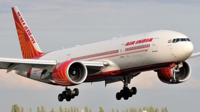 Air India says no to meat for economy class passengers