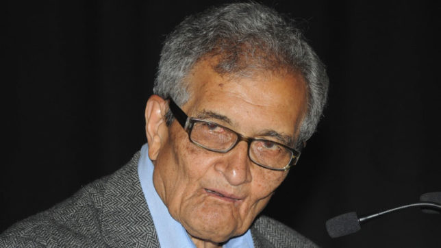 Reason to worry over Basirhat violence, says Amartya Sen