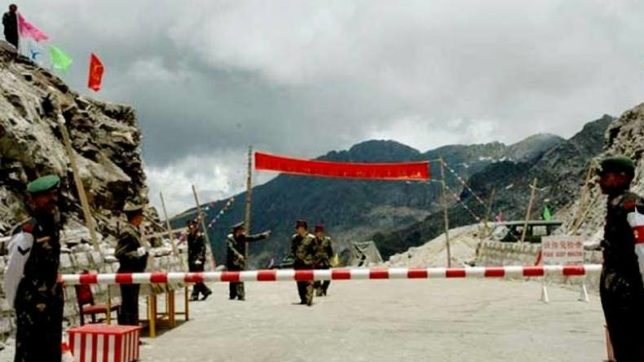 Amid Doklam stand-off, Chinese soldiers transgressed into Barahoti 6 days ago