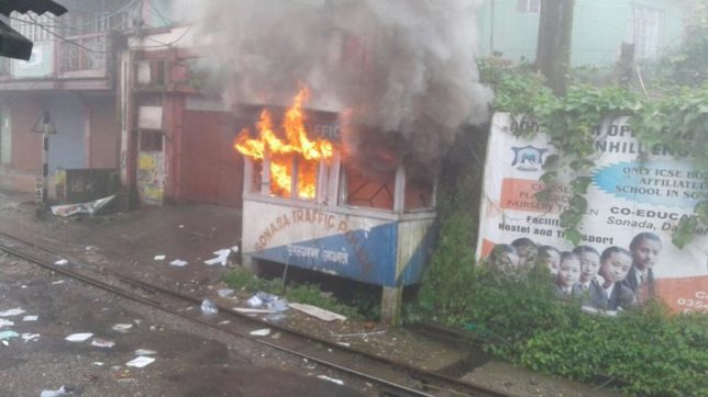 Darjeeling unrest: Army deployed in hills after violence escalates